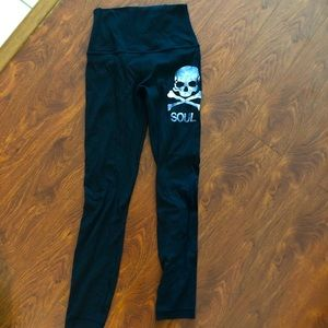 Size 2 Align Pants, SoulCycle brand